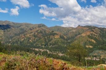 Huaraz - Rando autour de la ville