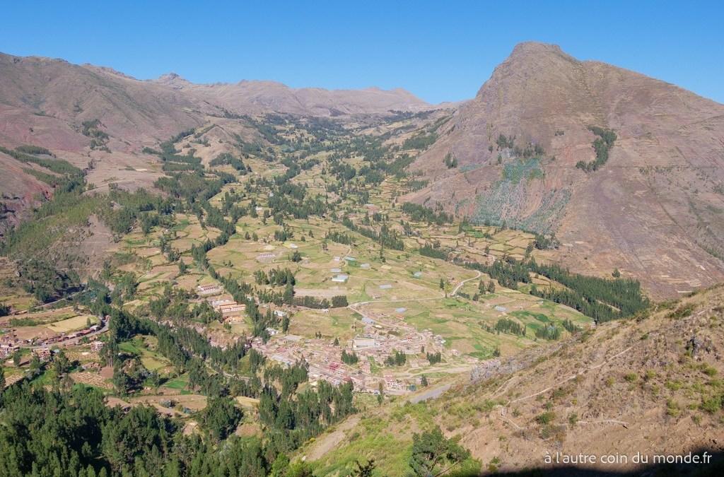 Pisac : visite de ruines incas