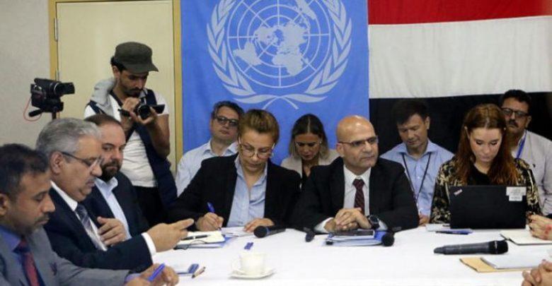 Photo of اجتماع مشترك للجنة تنسيق إعادة الانتشار بالحديدة خلال أيام