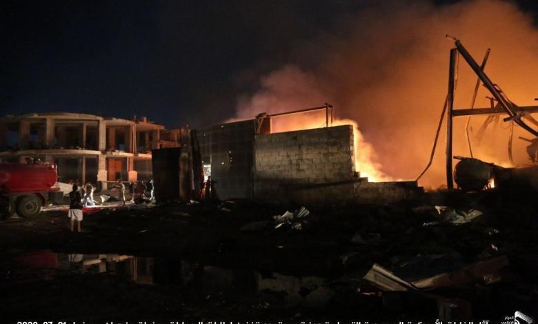 Photo of التحالف يمطر صنعاء بالضربات الجوية ومصادر تكشف الاهداف والمحصلة (صور + فيديو + وتفاصيل)