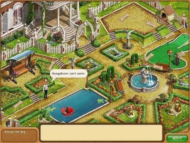 Gardenscapes: Mansion Makeover gratis herunterladen