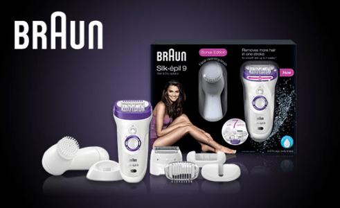 براون سيلك ابيل 9 افضل ماكينات ازالة الشعر للنساء