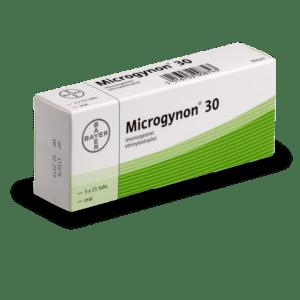 ميكروجينون MICROGYNON اقراص منع الحمل الآمنة والاعراض الجانبية له