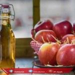 فوائد خل التفاح للشعر ولعلاج قشرة الشعر