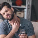 علاج التهاب الحلق الشديد في المنزل وبالادوية