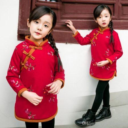 مقاسات الاطفال الصينية حسب العمر