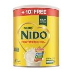 حليب نيدو لزيادة الوزن وكم ملعقة تكفي للاطفال و الرضع