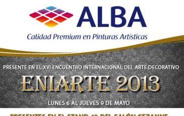Eniarte 2013: Alba Artística presente una vez más