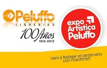 Alba en Expo Artística Peluffo