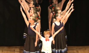 Alba Ballet Company Greenock Junior Section
