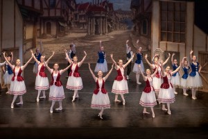 Coppelia Alba Ballet