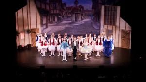 Coppelia Ballet Performance