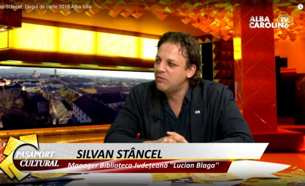 silvan stancel biblioteca alba carolina tv