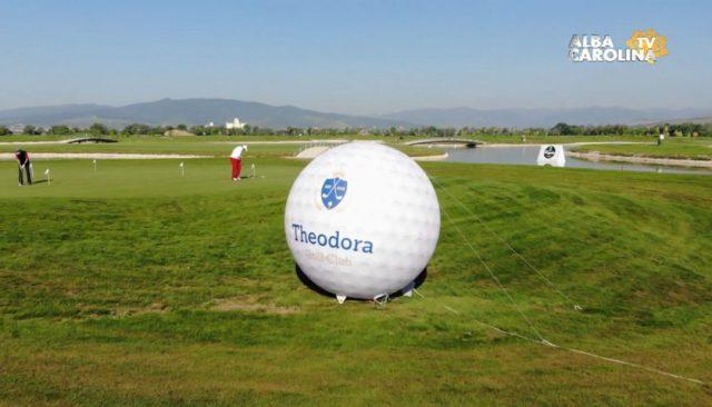 theodora golf alba carolina tv