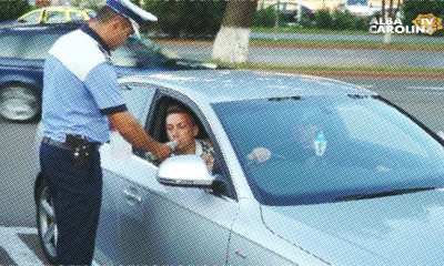 radare politie alba