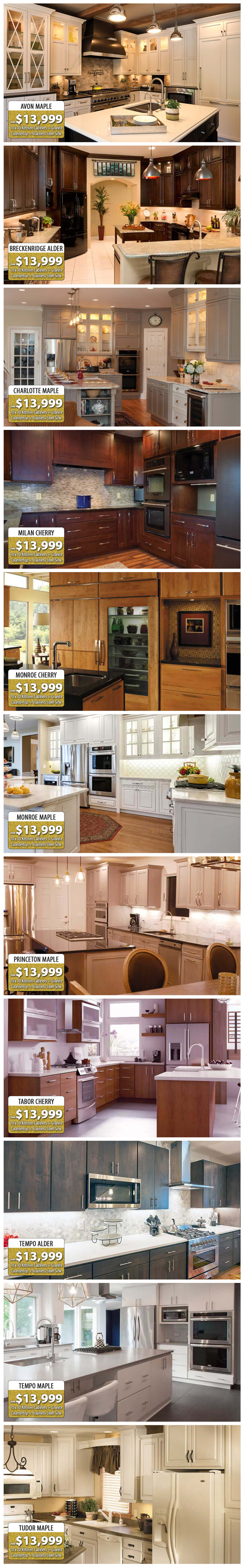 10 x 10 kitchen cabinets l shaped alba kitchen cabinets 13999 10x10 gold package deals gold package 10 kitchen cabinet sale our best ever