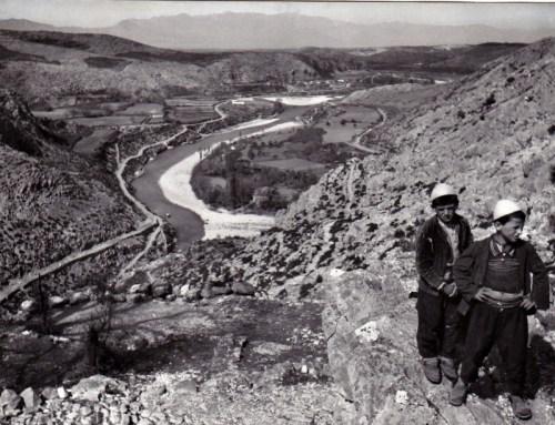 SCUTARI – Il fiume Kiri visto dal Castello
