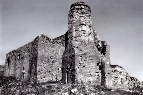 SCUTARI - Moschea all'interno del Castello