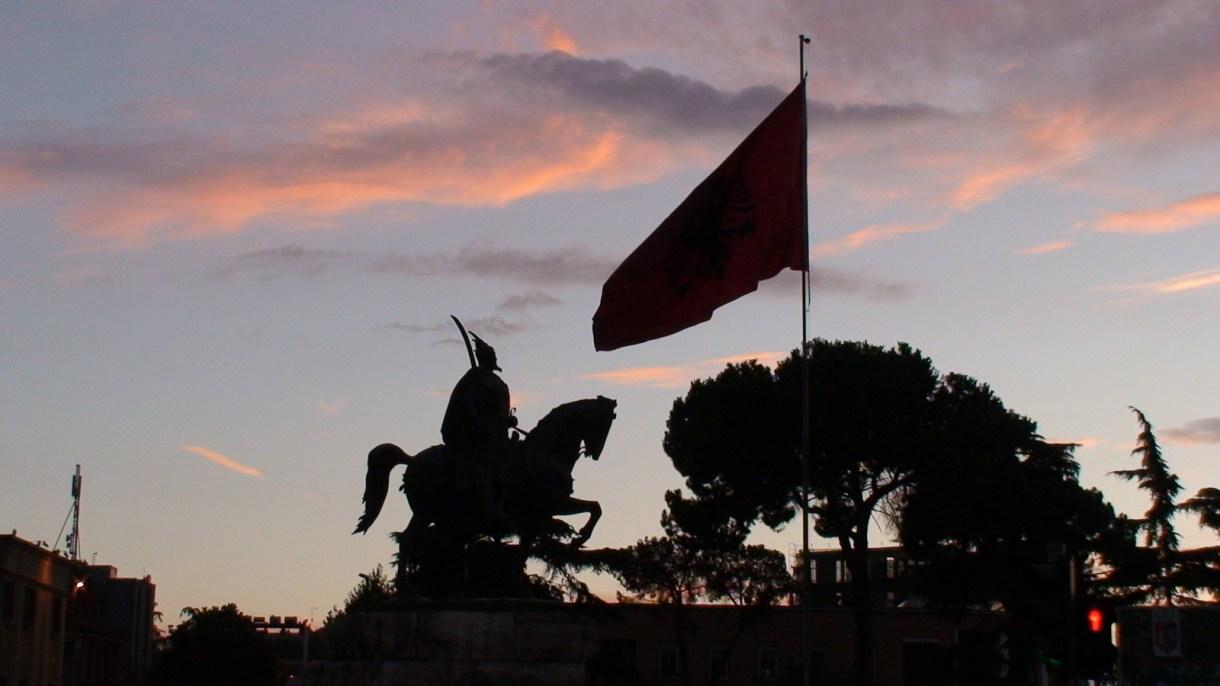 Statua_Skanderbeg