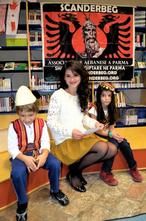 5-bora myrtaj e due bimbi albanesi