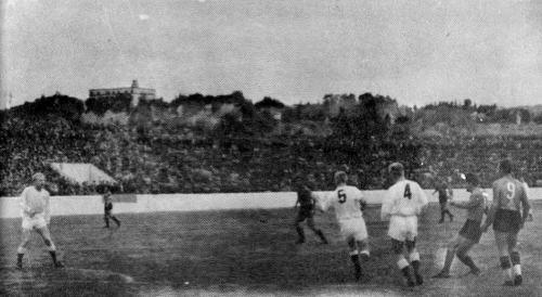 Tirana 30 ottobre 1963 - Albania-Danimarca 1-0 (Pano al 3')