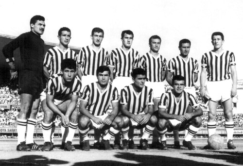 Il Fenerbahçe 1961-62