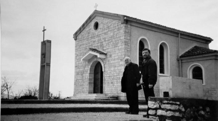 Bilaj - La prima Chiesa ricostruita consacrata dal Cardinale Ruini
