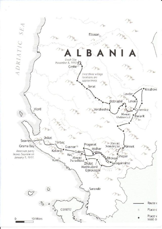 Cartina mappa