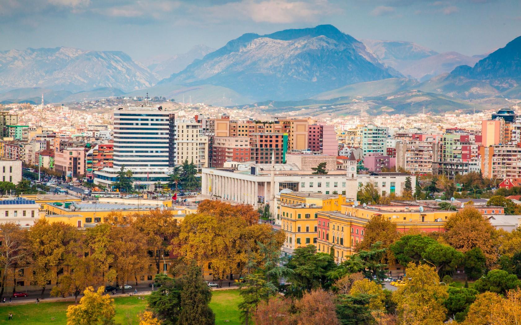 Tirana in 24 ore Mercer Qualità della Vita