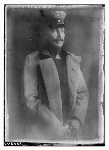 Principe D'Albania Guglielmo Di Wied