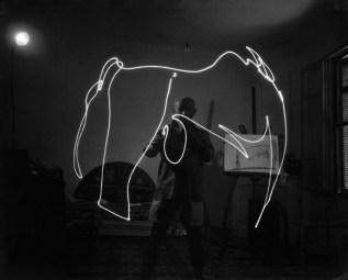 Gjon Mili Pablo Picasso 33