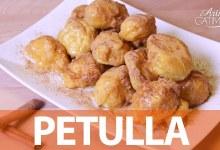 Petulla ripiene (Le frittelle albanesi)