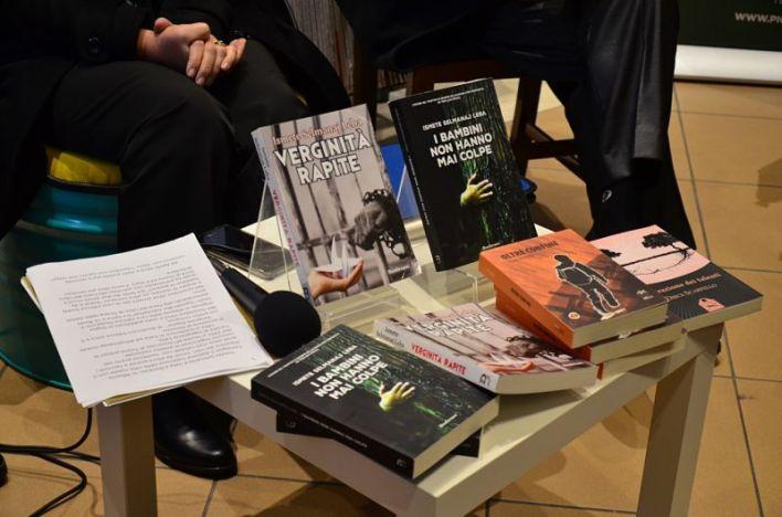 """""""Verginità rapite"""" ed """"I bambini non hanno mai colpe"""" dell'autrice Ismete Selmanaj Leba"""