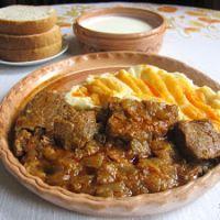 Jahni Ricetta Albanese Cucina Albanese Piatto Albanese
