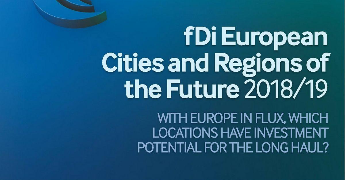 FDI Intelligence-Financial Times: Piccole città europee su cui investire