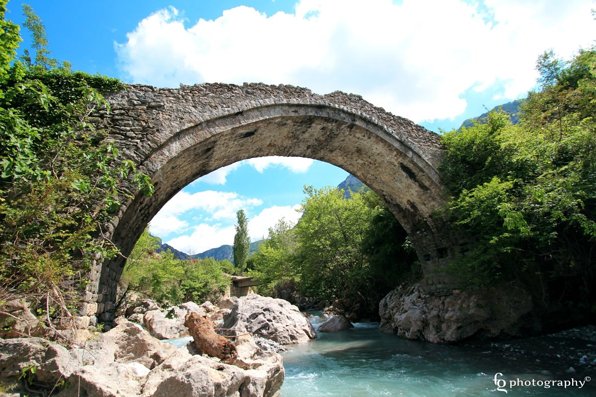 Ponte di Kurcajt - Croia (Krujë)