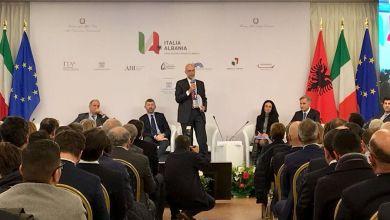 Forum Italia Albania Alberto Cutillo