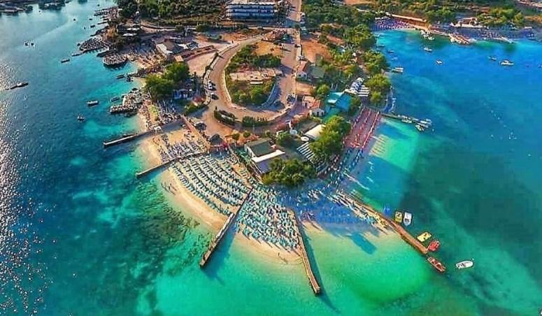 Ksamil Beach 2