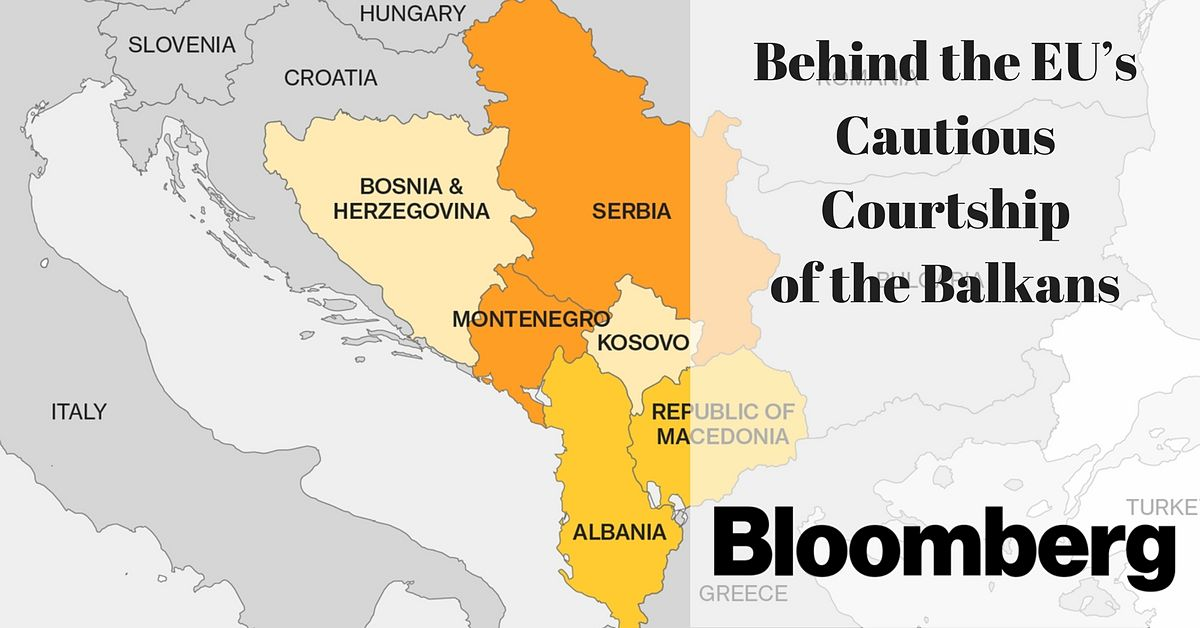 Behind the EU's Cautious Courtship of the Balkans