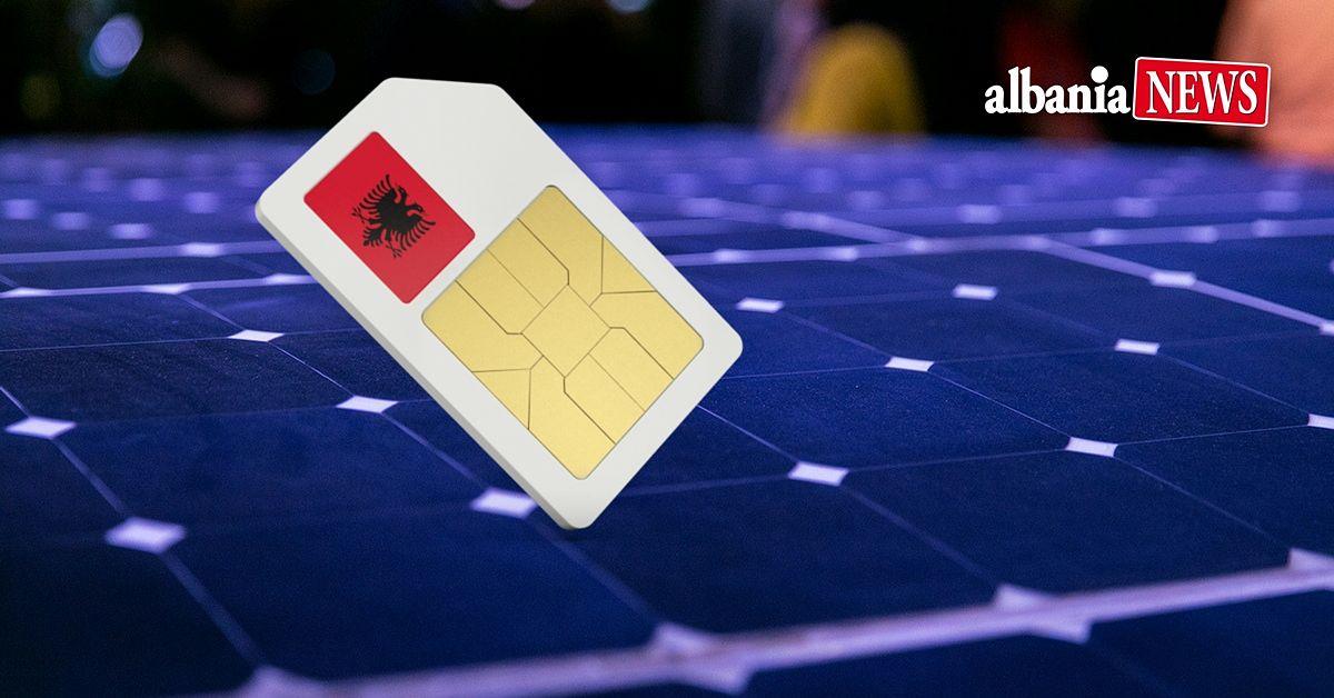 Telefonia Mobile Albania