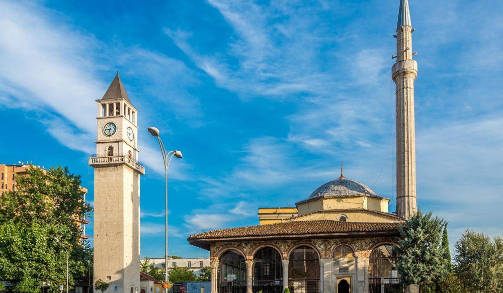 Moschea Et'hem Bey Tirana Due