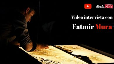 Video Intervista Con Fatmir Mura