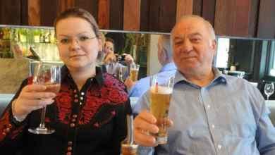 Yulia e Sergei Skripal