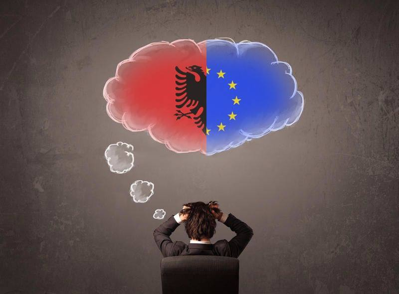 Albania Unione Europea
