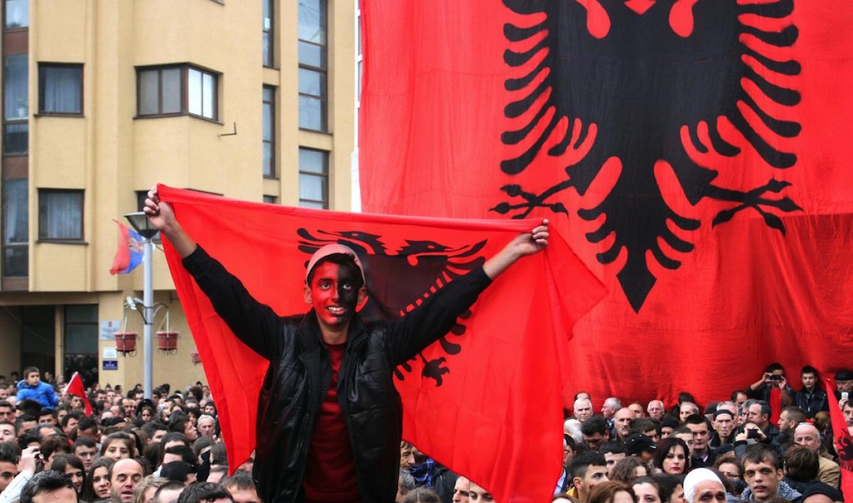 Nazionalismo Albanese