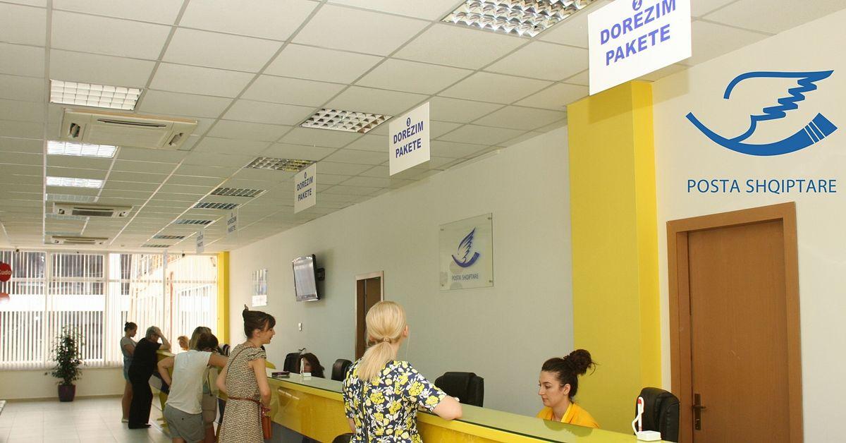 Poste Albanesi Posta Albanese Akep