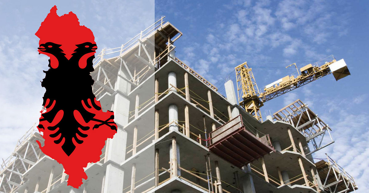 Settore Dell'edilizia In Albania Dati INSTAT