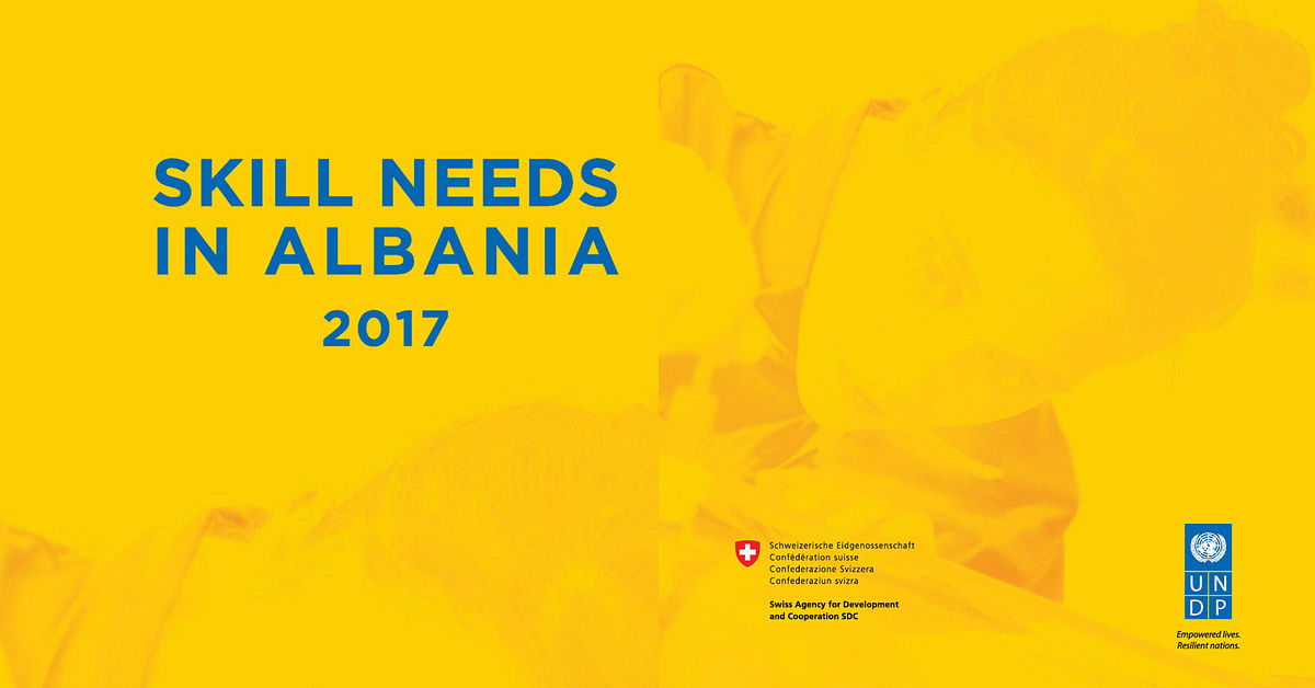 Skills Need In Albania Personale Qualificato