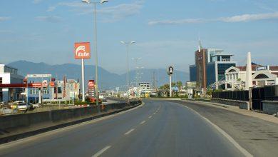 Autostrada Tirana-Durazzo, Albania