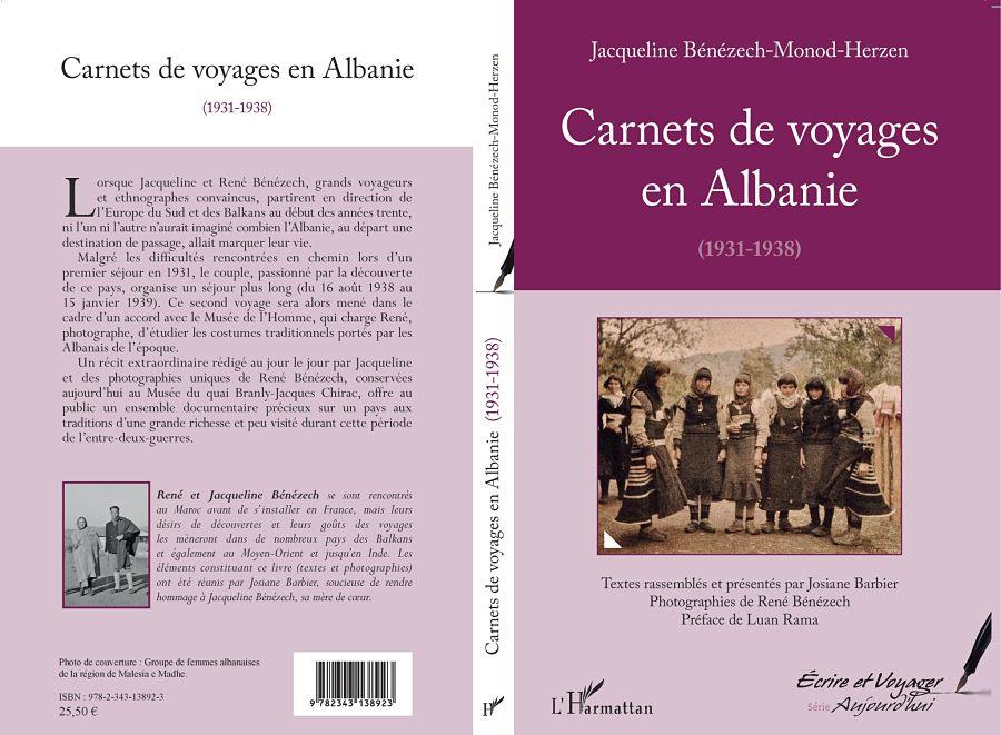 Carnets de voyages en Albanie (1931-1938)